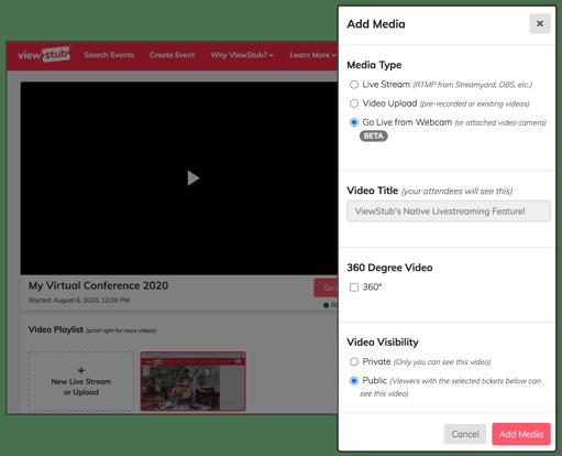 native-streaming-setup