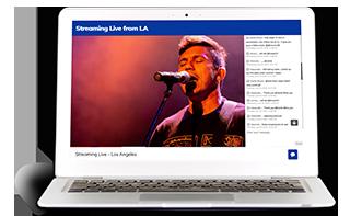 Live-Streaming-Music-Festival
